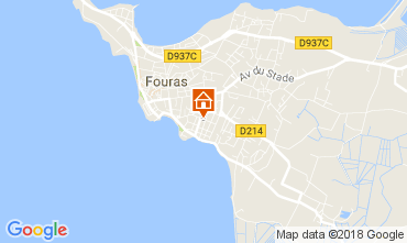 Mappa Fouras Casa 113220
