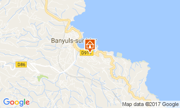 Mappa Banyuls-sur-Mer Appartamento 49276
