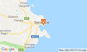 Mappa Siracusa Appartamento 119198