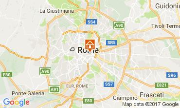 Mappa Roma Appartamento 107379