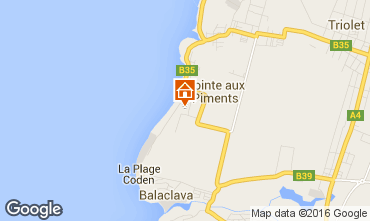 Mappa Trou-aux-biches Villa  98847