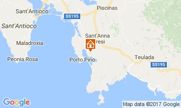 Mappa Sant'Anna Arresi Casa 47731