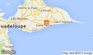 Mappa Sainte Anne (Guadalupa) Appartamento 8021