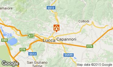 Mappa Lucca Appartamento 94290