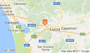 Mappa Lucca Appartamento 97103
