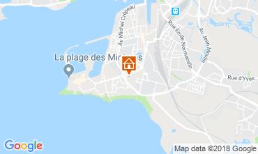 Mappa La Rochelle Appartamento 61961