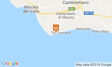 Mappa Tre Fontane Appartamento 118850