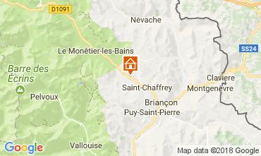 Mappa Serre Chevalier Appartamento 113178