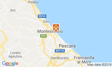 Mappa Montesilvano Marina Appartamento 59865