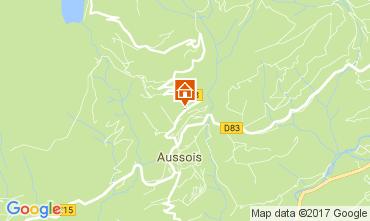 Mappa Aussois Appartamento 111552