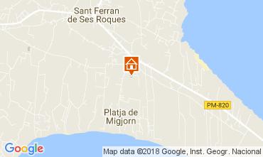 Mappa Formentera Appartamento 112925