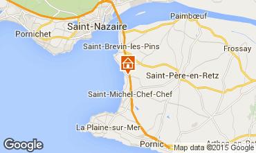 Mappa Saint Brevin les Pins Casa mobile 95305