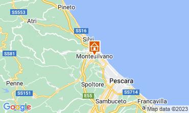 Mappa Montesilvano Marina Appartamento 65228