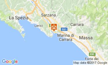 Mappa Lerici Appartamento 94358