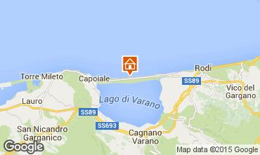 Mappa Gargano Appartamento 33077