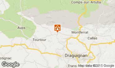Mappa Draguignan Agriturismo 75173
