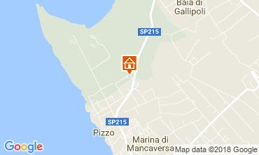 Mappa Marina di Mancaversa Villa  113760