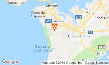 Mappa Lisbona Casa 47227