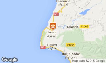 Mappa Agadir B&B 101928