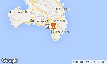 Mappa Sainte Anne (Martinique) Monolocale 95418