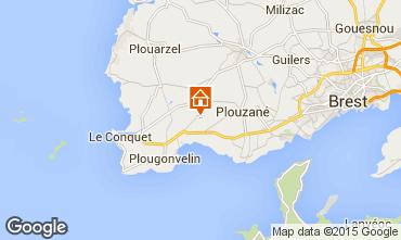 Mappa Locmaria-Plouzané Appartamento 90722