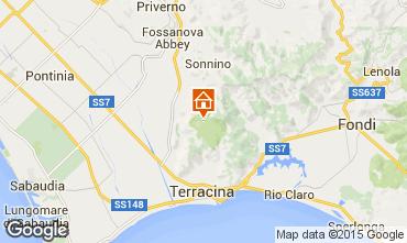 Mappa Terracina Villa  44659