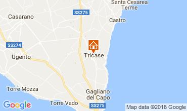 Mappa Santa Maria di Leuca Appartamento 55406