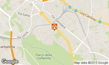 Mappa Roma Appartamento 69902