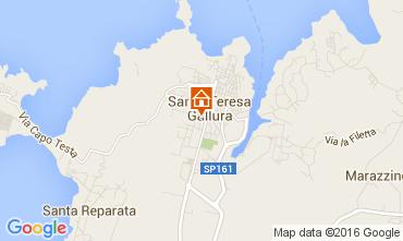 Mappa Santa Teresa di Gallura Appartamento 104491