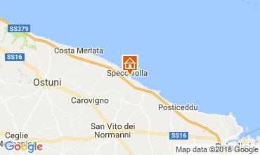 Mappa Ostuni Villa  87439