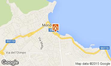Mappa Mondello Appartamento 28889