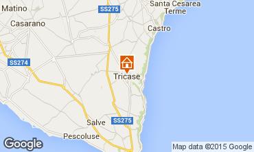 Mappa Tricase Appartamento 101946
