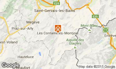 Mappa Chamonix Mont-Blanc (Monte Bianco) Monolocale 82530