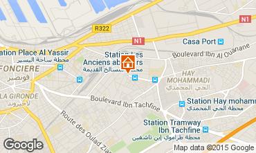 Mappa Casablanca Appartamento 75111