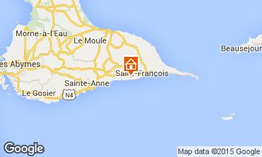 Mappa Saint Francois Villa  101259