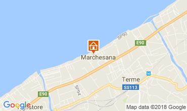 Mappa Milazzo Appartamento 109913