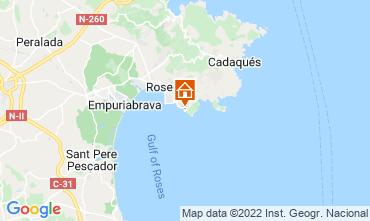 Mappa Rosas Appartamento 72156