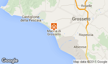 Mappa Marina di Grosseto Appartamento 91947