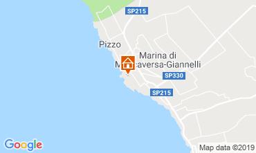 Mappa Gallipoli Appartamento 52704