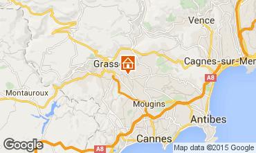 Mappa Grasse Appartamento 11093