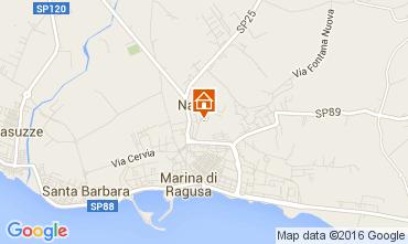 Mappa Marina di Ragusa Villa  104486