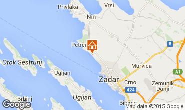 Mappa Zara (Zadar) Monolocale 16348