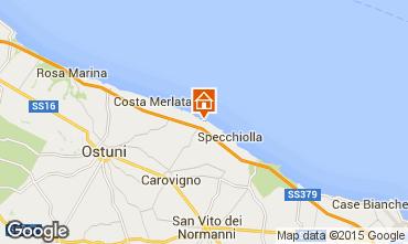Mappa Ostuni Villa  63549