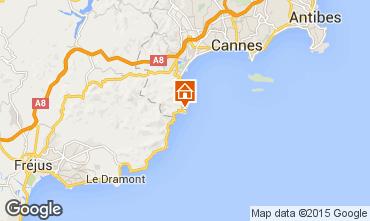 Mappa Cannes Appartamento 97033