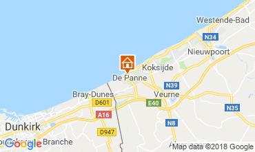 Mappa De Panne Villa  116743