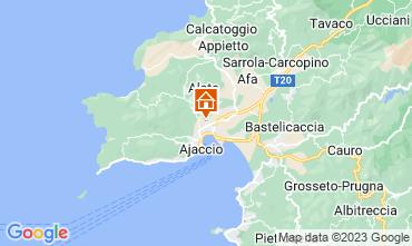 Mappa Ajaccio Appartamento 107850