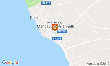 Mappa Gallipoli Villa  119091