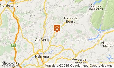 Mappa Braga Villa  101250
