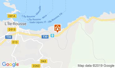 Mappa Isola Rossa Appartamento 16871