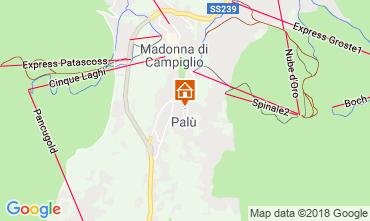 Mappa Madonna di Campiglio Monolocale 106675